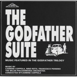 Soundtrack Godfather 1 CD