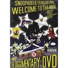 Snoop Doggy Dogg Style Allstar Welcome To Tha House 1 DVD