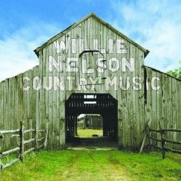 Willie Nelson Country Music CD