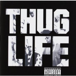 2 Pac Thug Life Vol.1 CD