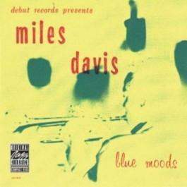 Miles Davis Blue Moods CD