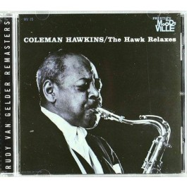 Coleman Hawkins Hawk Relaxes Rvg Remasters CD
