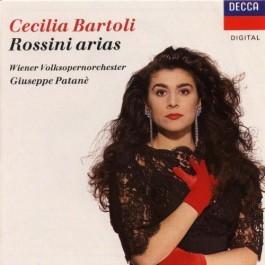 Cecilia Bartoli Rossini Arias CD