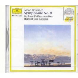 Herbert Von Karajan Berliner Ph Bruckner Symphonie No.9 CD