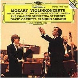 Garrett Abbado Violinkonzerte Kv 218&271A CD