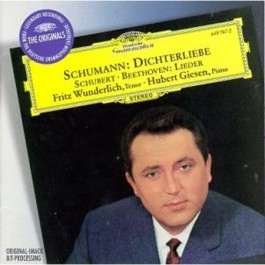 Dg Originals Schumann Dichterliebe CD