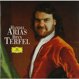 Bryn Terfel Mackerras Handel Arias CD