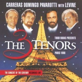 3 Tenors Live In Paris 98 CD