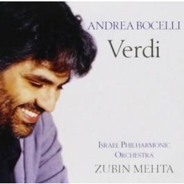 Andrea Bocelli Verdi CD