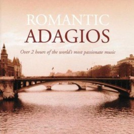 Various Artists Romantic Adagios 1 CD2