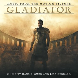 Soundtrack Gladiator CD