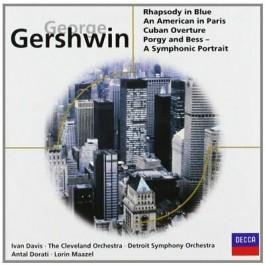Eloquence Gershwin Rhapsody In Blue CD