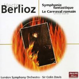 Colin Davis London Symphony Orchestra Berlioz Symphonie Fantastique CD