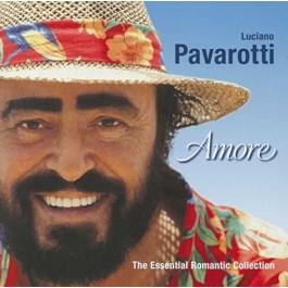 Luciano Pavarotti Amore CD