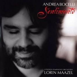 Andrea Bocelli Sentimento CD