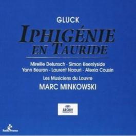 Les Musiciens Du Louvre Minkow Gluck Iphigenie En Tauride CD2