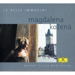 Magdalena Kozena Mozart, Gluck, Mysliveček Opera Arias CD