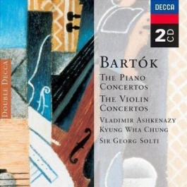 Decca Double Bartok Piano Concertos CD2