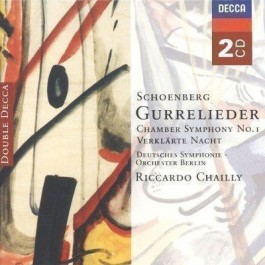 Riccardo Chailly Deutsches Symphonie Orch Berlin Schoenberg Gurrelieder CD