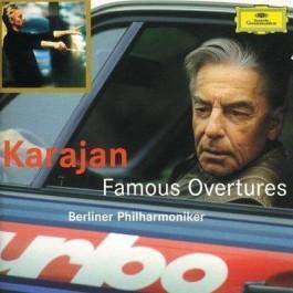 Berliner Philharmoniker Karaja Famous Overtures CD2