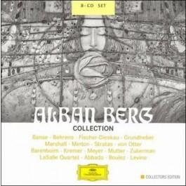 Dg Collectors Edition Berg Alban Berg Collection CD8