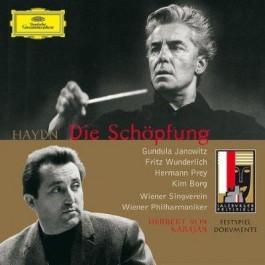 Wiener Philharmoniker Karajan Haydn Die Schopfung CD2