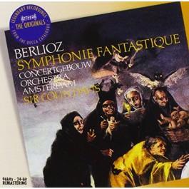 Colin Davis Concertgebouw Orchamsterdam Berlioz Symphonie Fantastique CD