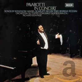 Luciano Pavarotti In Concert The Studio Albums CD
