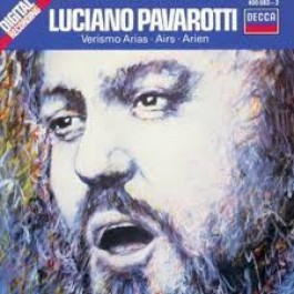 Luciano Pavarotti Verismo Arias The Studio Albu CD