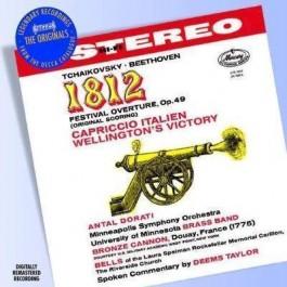 Decca Originals Tchaikovsky 1812 Festival Ove CD