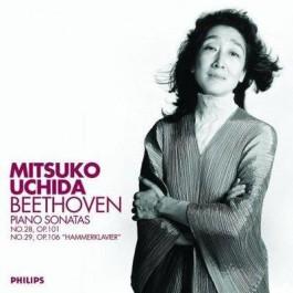 Mitsuko Uchida Beethoven Piano Sonatas CD