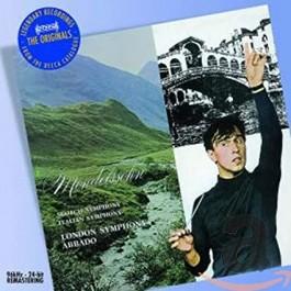 Decca Originals Mendelssohn Symphonies No.3 & 4 CD
