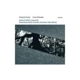 Heinrich Schiff Peter Eotvos Cerha Konzert Fur Violoncello CD