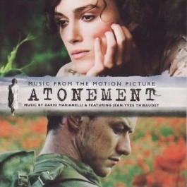 Soundtrack Atonement CD