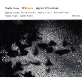 Garth Knox Damore CD