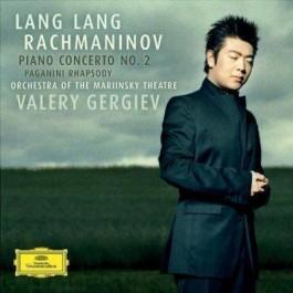 Lang Lang Rachmaninov Piano Concerto 2 CD
