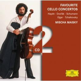 Dg Double Favourite Cello Concertos CD