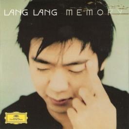 Lang Lang Memory CD