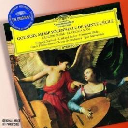 Igor Markevitch Czech Phorc Gounod Messe Solennelle De Sainte Cecile CD