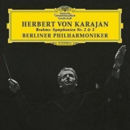 Herbert Von Karajan Vol.4 - Brahms Symphonien Nr CD