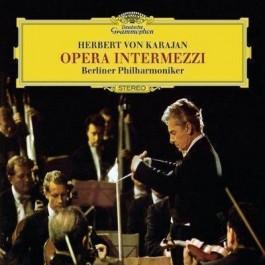 Herbert Von Karajan Vol.8 - Opera Intermezzi CD