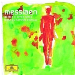 Various Artists Messaien Garden Of Loves Sle CD