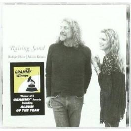 Robert Plant Alison Krauss Raising Sand CD