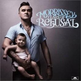 Morrissey Years Of Refusal CD