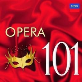 Various Artists 101 Opera CD
