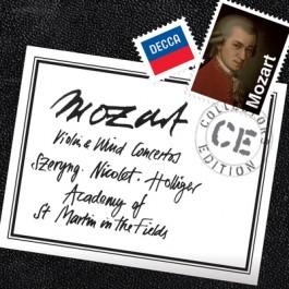 Various Artists Mozart Violin & Wind Concertos CD9