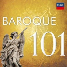 Various Artists 101 Baroque CD6