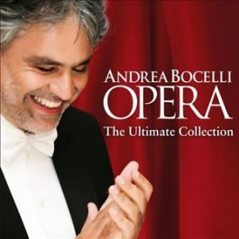 Andrea Bocelli Opera The Ultimate Collection CD