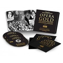 Various Artists Opera Gold 100 Great Tracks From Decca CD6