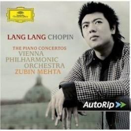 Lang Lang Chopin Concerto For Piano & Orchestra No 2 CD
